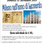 Milano, anno Leonardo, muse scienza e tecnicao