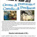 Grotte Postumia, castello Predjama