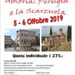 Umbria, Perugia, Perugin, Scarzuola