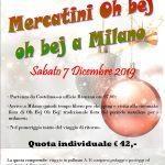 Mercatini Milano oh bej oh bej